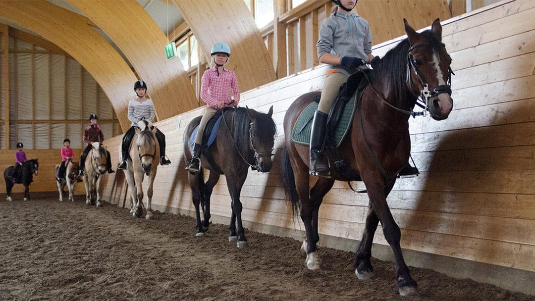 EKT Rideskole ridekurs